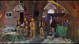 Kingston Friends and Neighbours rally for House Fire Victims
