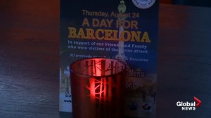 'A Day For Barcelona' fundraiser to assist victims of last week's terrorist attack