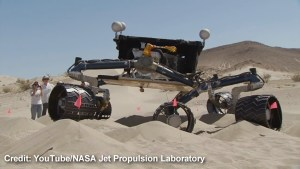 NASA: Curiosity rover report, one year later