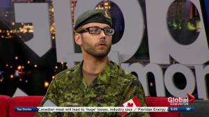 Interview with Colin Williams of Royal Canadian Artillery Band