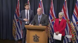 B.C. government announces public inquiry into money laundering