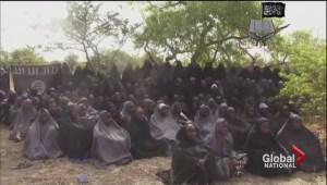 Nigerian president criticized for inaction over kidnapping of girls