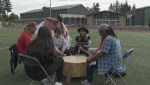 Cultural traditions help keep First Nations teens in school