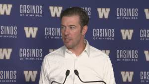 RAW: Blue Bombers Kyle Walters Interview – April 30