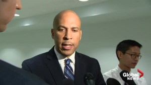 Sen. Cory Booker says Kavanaugh investigation showed 'hints of misconduct'