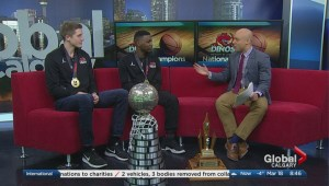 U of C Dinos become U SPORTS national champions in men's basketball