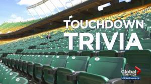 2018 Grey Cup Festival: Touchdown Trivia