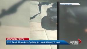 Several killed in terror attack in New York