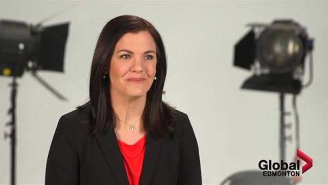 Click to play video: Get to know Global News anchor Quinn Ohler