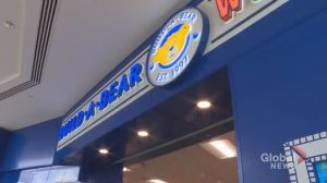 Grin and bear it? Shoppers wait hours in long lines for Winnipeg Build-A-Bear deal