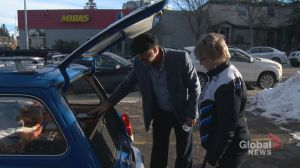 Laid-off Calgary oilpatch engineer opens electric car dealership
