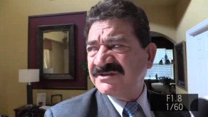 Orlando gunman's father confronted by journalist over past statements on homosexuality