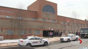 Mill High School locked down after report of youth with a firearm