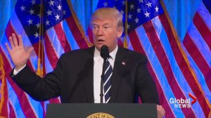 Trump says Democrats voted against 'tax cuts' by rejecting tax reform bill
