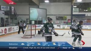 Hockey marathon almost over