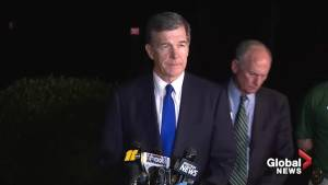 North Carolina's governor reacts to deadly campus shooting: 'A tragic day at this great university'