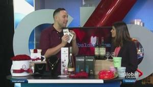 Calgary blogger presents local Valentine's Day gift ideas
