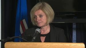 Alberta premier says 'mechanical resources' safety limit has reached its peak