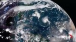 National Weather Service releases time-lapse video of Hurricane Florence 'from start to finish'