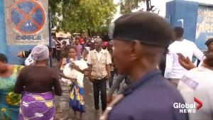 Democratic Republic of Congo voters head to polls despite flooding