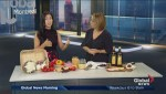 Discover the Mediterranean diet with Vanessa Perrone