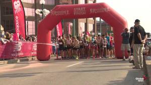 Edmonton Marathon Preparations Underway