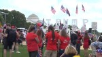 Trump supporters show up in Washington, D.C. for  'Mother of All Rallies'