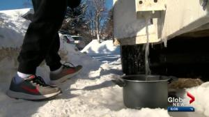 No running water for 5 days: how Calgary families are coping