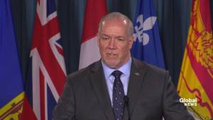 Trudeau to move ahead with Trans Mountain pipeline despite B.C. opposition