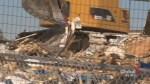 Demolition of Fairview Arena has begun