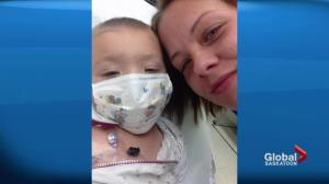 Mother, young daughter both fighting cancer