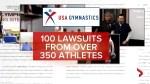 USA Gymnastics seeks bankruptcy protection