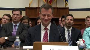 Democrat attacks Republicans, Trump during Strzok hearing