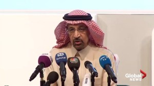 Saudi Arabia announces rise in crude oil reserves