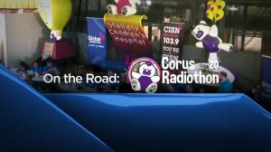 Global News at 5 Edmonton: Jan. 16 live from the Corus Radiothon