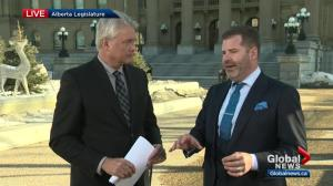 630 CHED's Ryan Jespersen weighs in on UCP leadership controversy