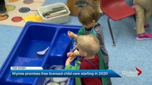 Liberals vow to make preschool childcare free by 2020