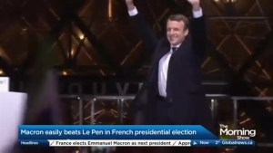 France elects their youngest president since Napoleon