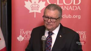 Goodale says Global Affairs moved quickly to establish meeting with Michael Kovrig