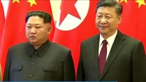 """Successful talks"" held between Kim Jong Un and Xi Jinping"