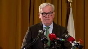 Kevin Vickers seeks New Brunswick Liberal leadership
