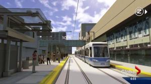 Questions about the Valley Line LRT