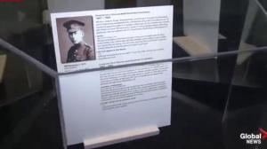 First World War exhibit honors Icelandic Canadians