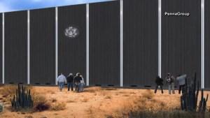Companies design proposals for Donald Trump's border wall