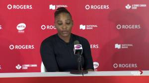 'I'm officially a fan': Serena Williams sings Bianca Andreescu's praises