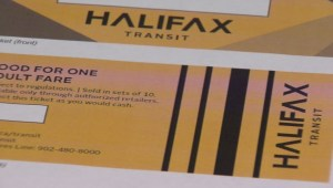 Halifax Transit tickets are going to get dollar bill-sized and not everyone is happy about it