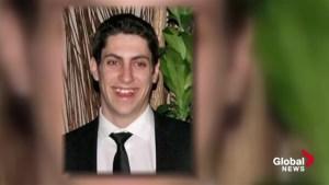 Tarp, duffel bag had Taylor Samson's blood, jury in Sandeson murder trial told