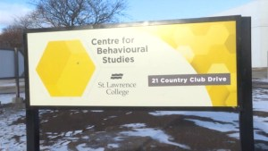 Centre for Behavioural Studies opens at St. Lawrence Kingston