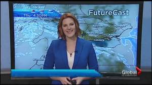 Colder conditions return to the region