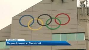 The pros and cons of an Olympic bid (03:03)